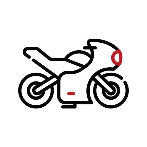 pictogramme permis moto